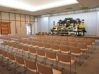 大ホール(約350名)