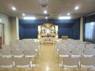 益田会館3F(50-60人)