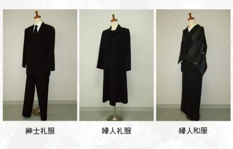 レンタル礼服